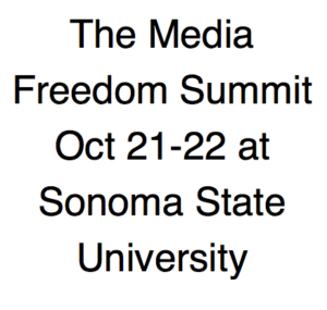 Media Freedom Summit