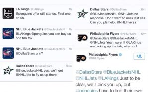 #SmackTalkOnIce: NHL's Twitter Twibe Skates into Hearts of Fans