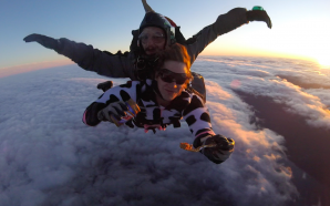 #BASE Jumping and Social Media: How Far will Athletes Go?