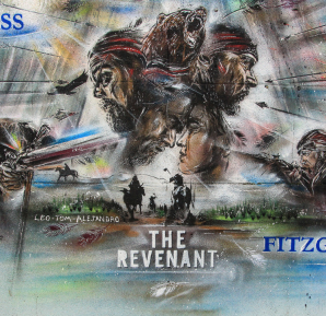 Revenant Street Art Movie